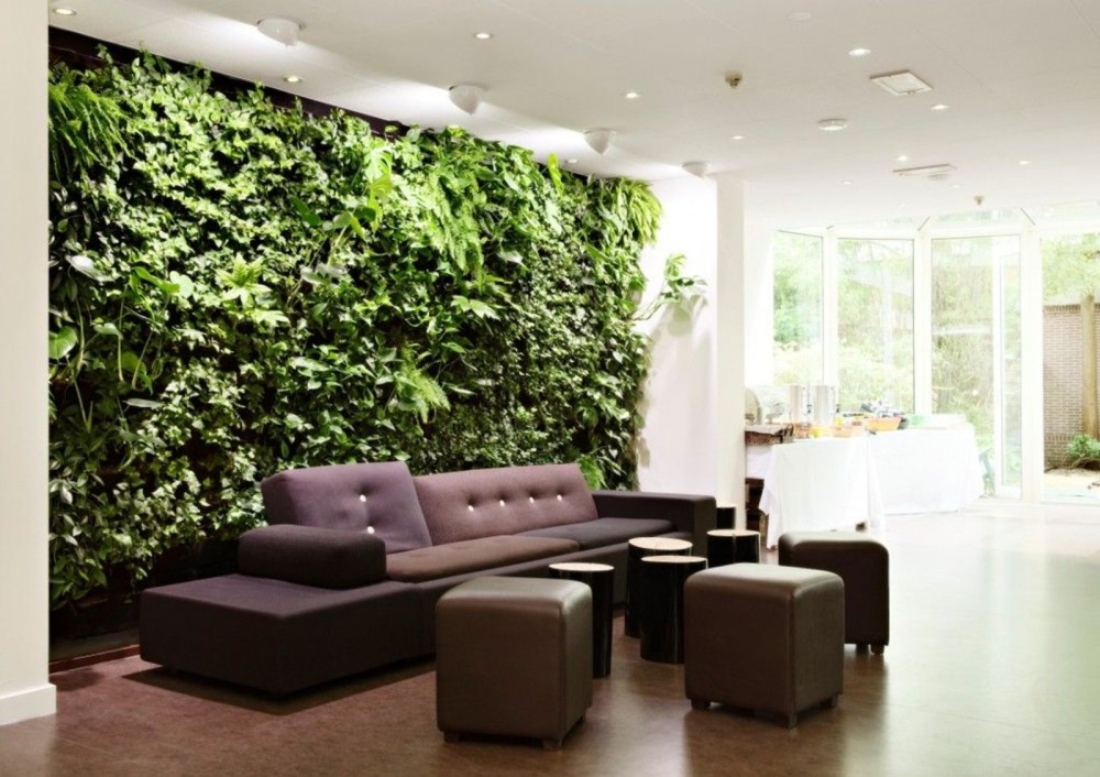 Charming Benefits Of An Interior Garden