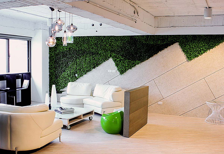 green-wall-Rien-Kuan-Design-Office-Taichung-Taiwan